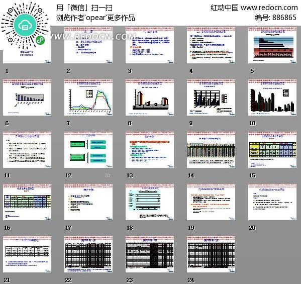 清华紫光优力康西安市场广告媒体策划ppt模板(编号:)