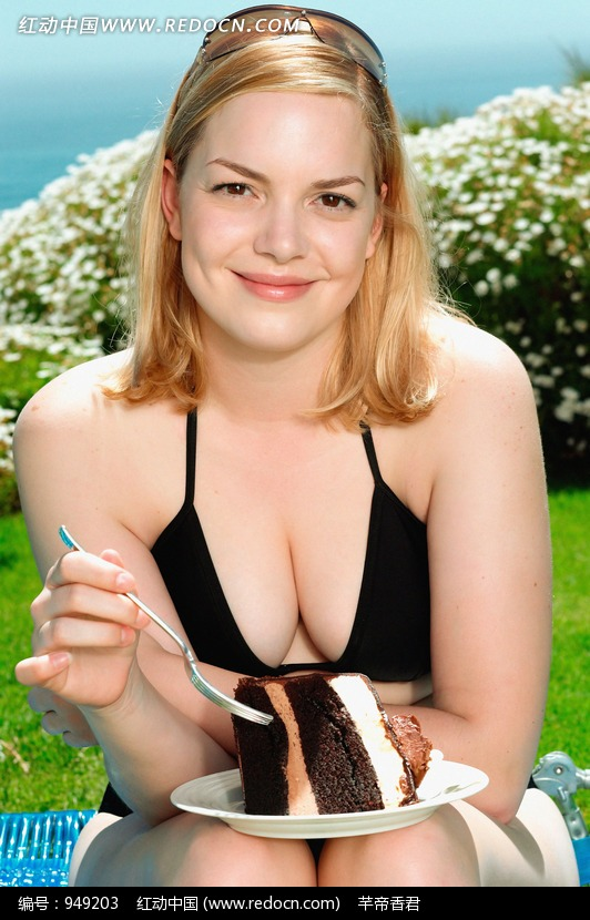 肥胖的美女人图片 人物图片素材|图片库|图库下