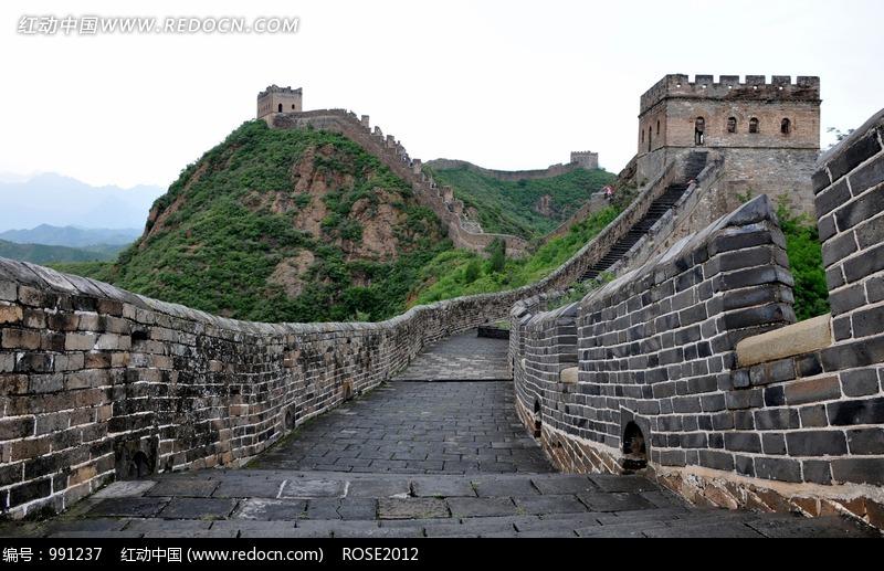 万里长城摄影图 国内旅游 高清图片