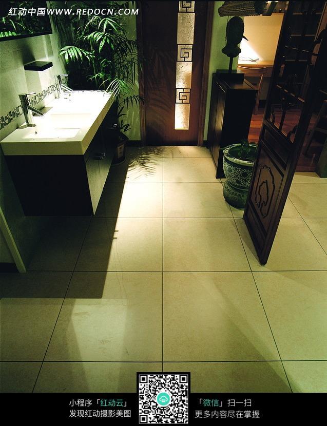 古典风格的洗手间设计图片 环境图片 图片库 图库下载 编高清图片