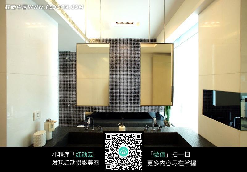 简约风格洗手间设计图片 环境图片 图片库 图库下载 编号 高清图片