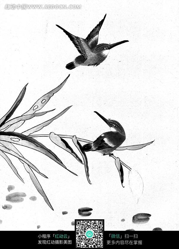 中国风的山水花鸟图片 编号 1131713 书画文字 文化艺术