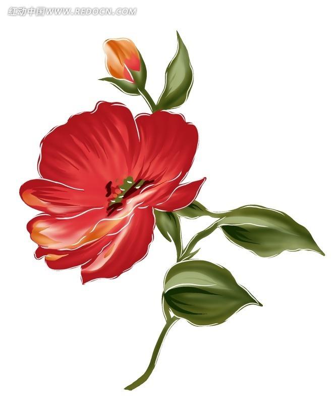 简单的手绘花纹图片 古典花纹 百图汇素材网