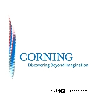 Corning标志logo设计》[免费图片] (仅供参考学习使用,商业使用需