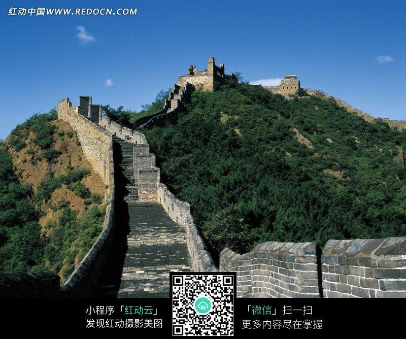 长城风景名胜旅游景区 高清图片