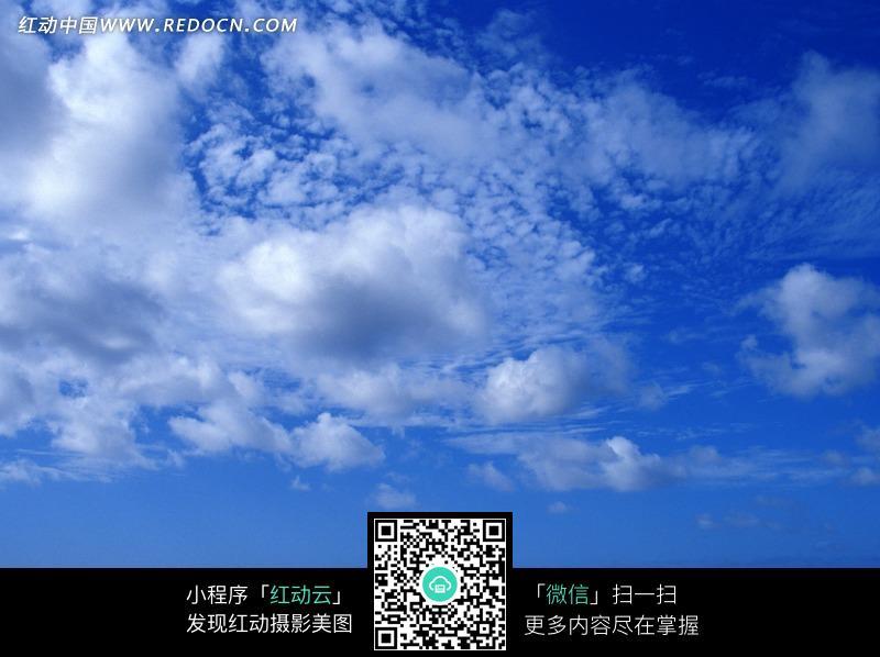 晴朗的天空图片素材图片