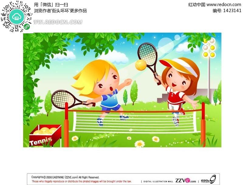 打网球_打网球的男人图片图片