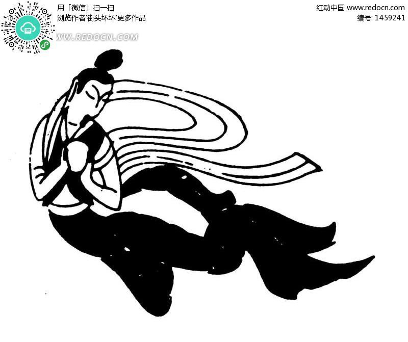 q版嫦娥玉兔简 q版嫦娥玉兔简笔画 q版嫦娥玉兔
