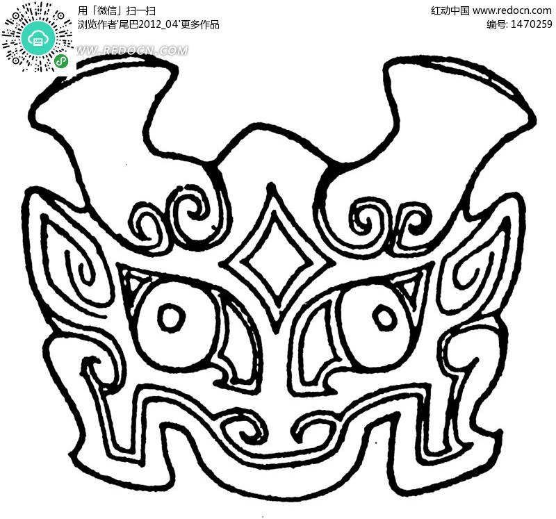 中国古代装饰纹样_