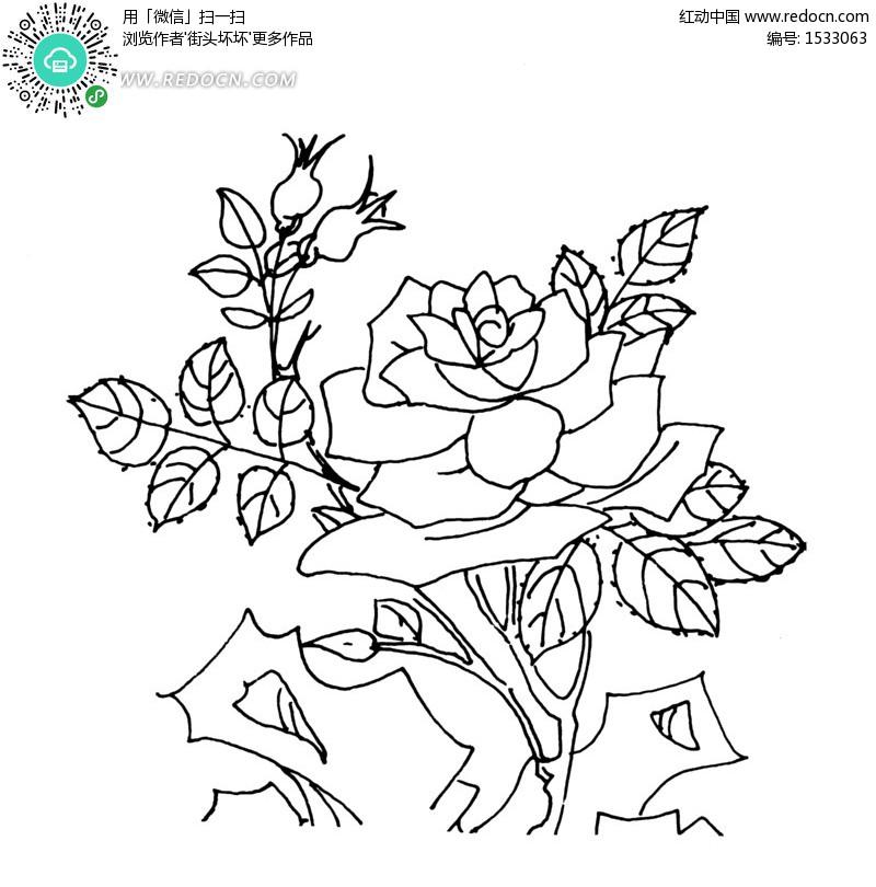 欧式花纹背景矢量图4 矢量花卉花纹 矢量素材 素彩