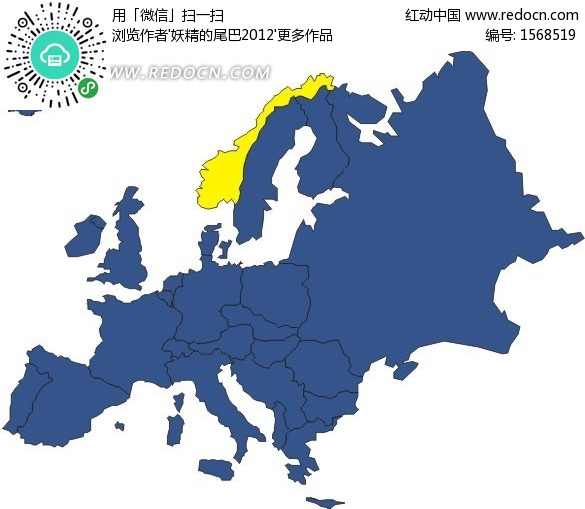 挪威地图 挪威地图中文版全图 挪威地图中文版