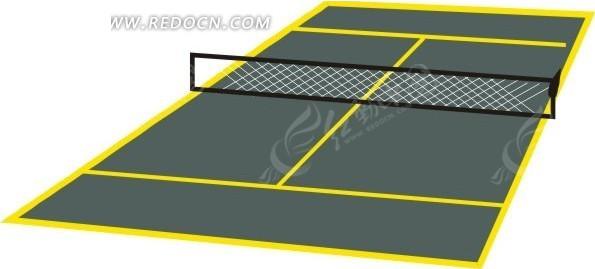 网球场地_网球场地图片网球场地样板图网球场地