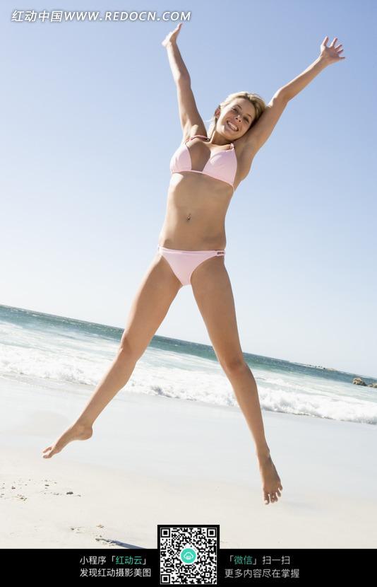 海边比基尼美女图片编号:1581807 女性女人