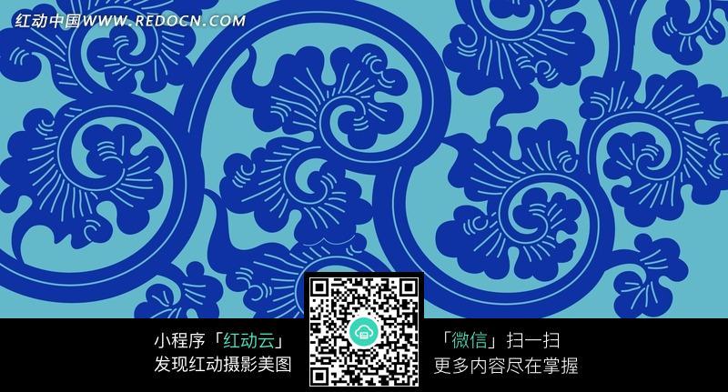纹图片 花纹 花边 线条 背景图库下载 编号 1641095 -蓝色背景上蓝色
