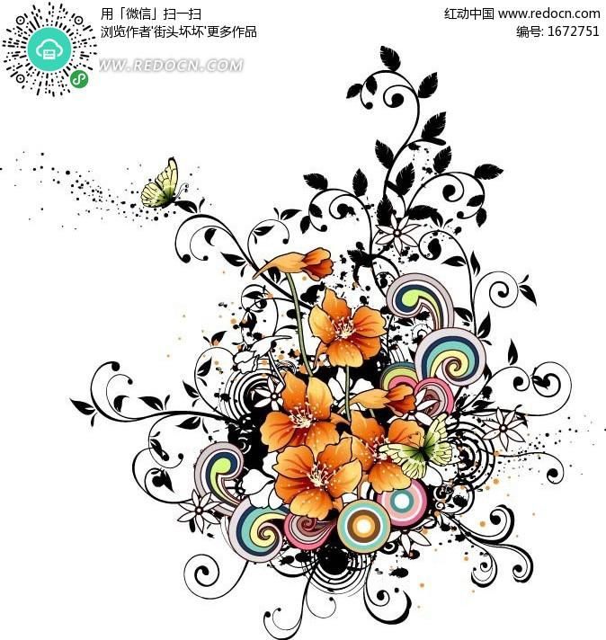 创意黑白插画手绘图片,黑白手绘创意插画,黑白创意手绘装饰画,黑白