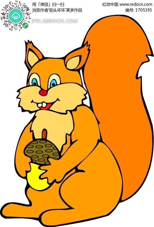 在线观看松鼠卡通画 松鼠吃松果图片 松鼠卡通画