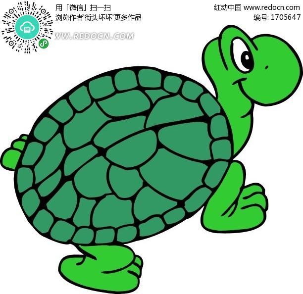 小乌龟的简笔画乌龟简笔画乌龟简笔画图片大全
