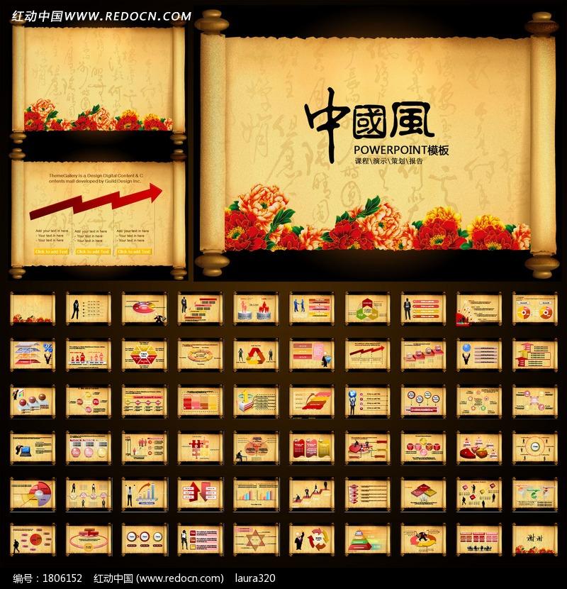 幻灯片设计模板下载_幻灯片应用设计模板
